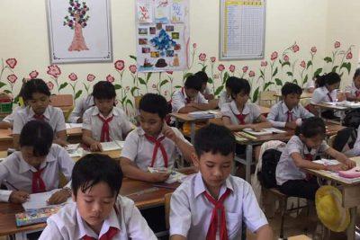 Hoạt động trang trí lớp học năm học 2020- 2021