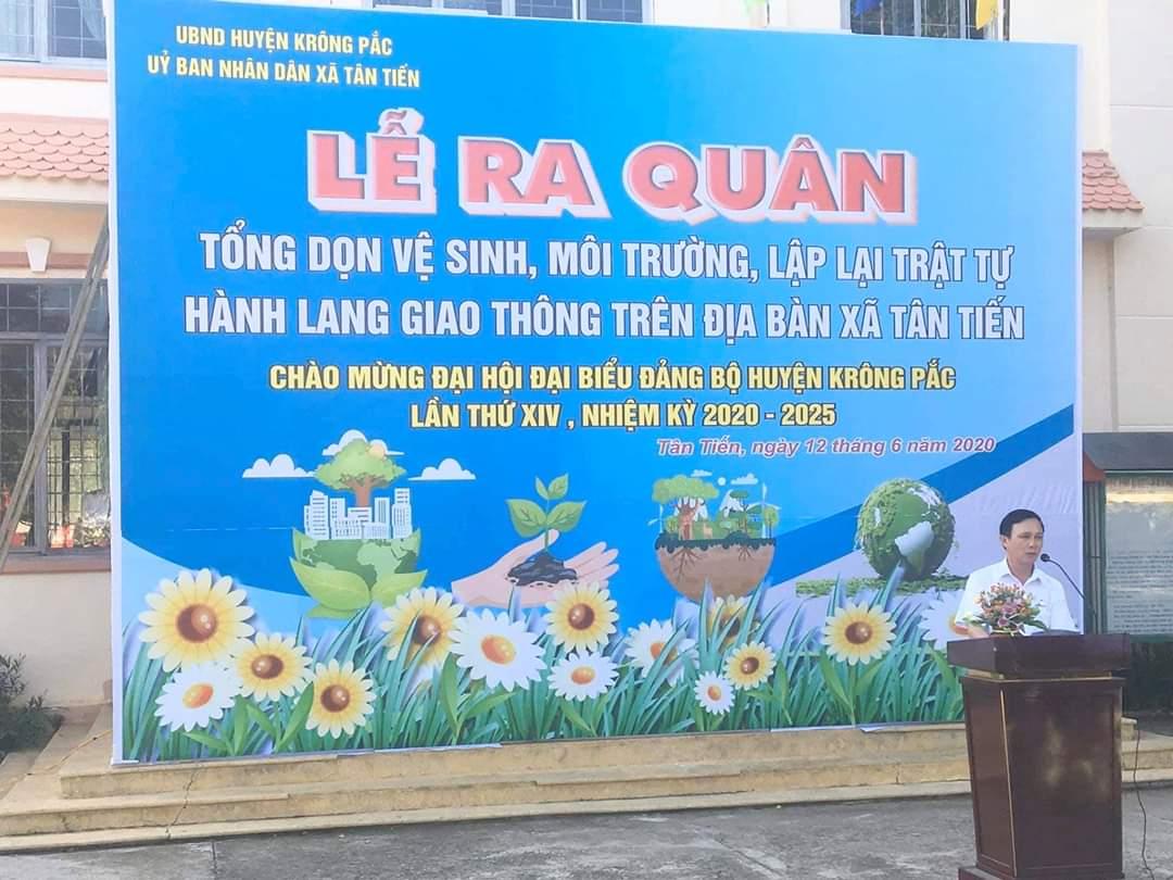 Chùm ảnh trong ngày lễ ra quân tổng dọn vệ sinh, môi trường …chào mừng ĐH Đảng bộ huyện Krong Pắc lần thứ XIV , nhiệm kỳ 2020-2025 của trường TH Ngô Gia Tự!