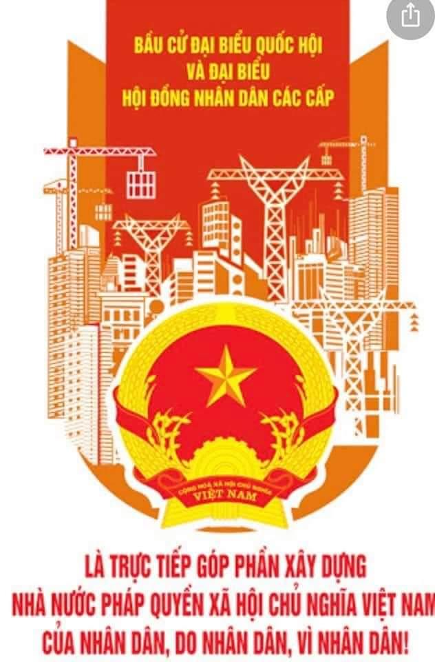Ngày 23 tháng 5 năm 2021 là ngày Hội của toàn dân!